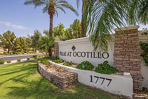 More Details about MLS # 5810405 : 1777 W OCOTILLO ROAD #5