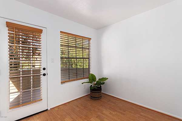 Photo #6 Office/Den opens to your patio