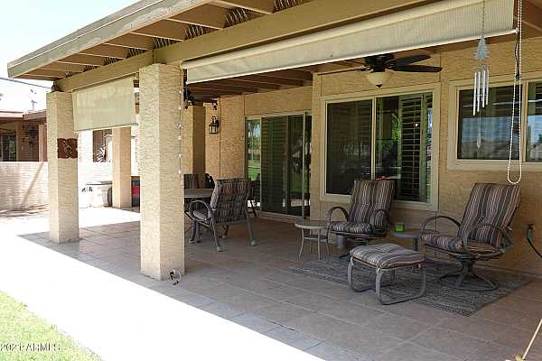Photo #2 Large Extended Patio
