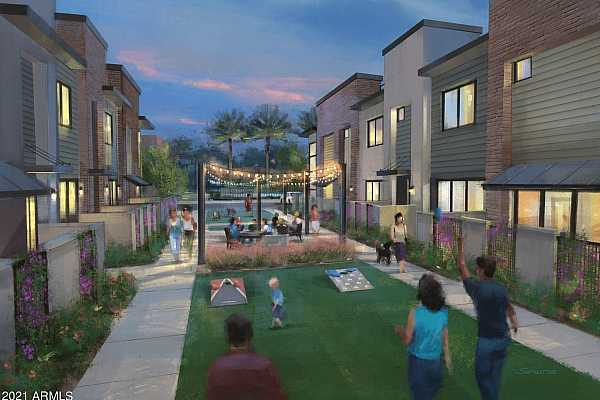Photo #3 COURTYD RENDER
