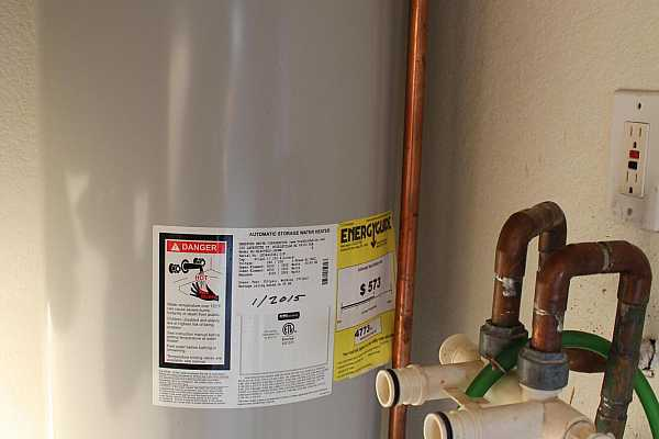 Photo #6 Electric Water Heater