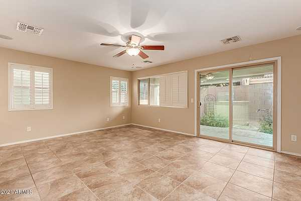 Photo #6 Plantation shutters in the home.