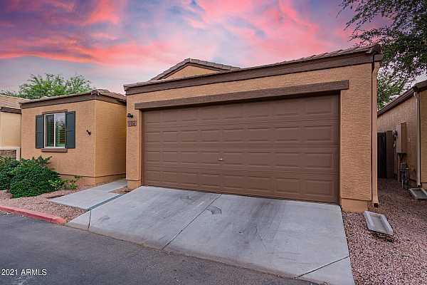 Photo #1 Two bedroom townhome in 85204.