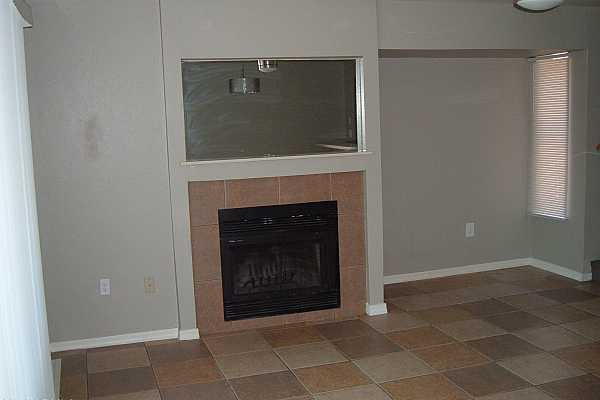 Photo #3 living room and fireplace