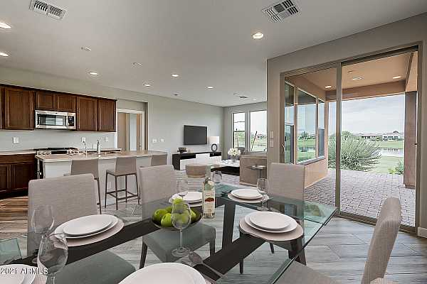 Photo #9 Virtual Staging Dining Area