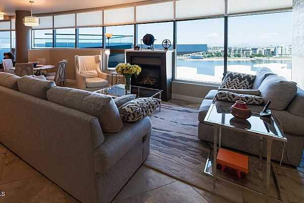 Photo #5 804 Fantastic views from living area